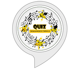 Alexa Skills - Bollywood Song Quiz logo
